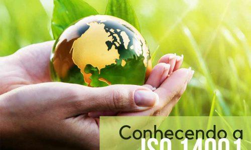 CONHECENDO A ISO 14001